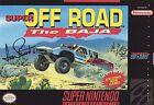 Super Off Road: The Baja (Super Nintendo Entertainment System, 1993)