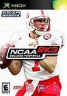 NCAA College Football 2K3 (Microsoft Xbox, 2002)