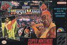 WWF Super WrestleMania (Super Nintendo, 1992)