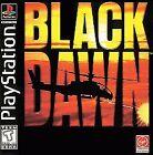 Black Dawn (Sony PlayStation 1, 1996)