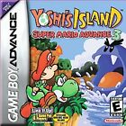 Yoshi's Island: Super Mario Advance 3 (Nintendo Game Boy Advance, 2002)
