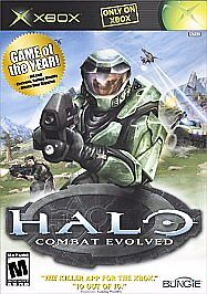 Halo: Combat Evolved  (Xbox, 2001)