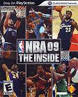NBA 09: The Inside (Sony PlayStation 3, 2008)