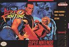 Art of Fighting (Super Nintendo Entertainment System, 1993)