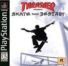 Thrasher: Skate & Destroy (Sony PlayStation 1, 1999)
