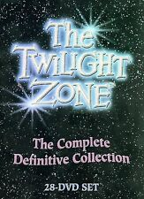 The Twilight Zone - The Complete Definitive Collection (DVD, 2006.