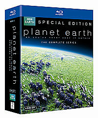 Planet Earth Bluray 2010 - <span itemprop='availableAtOrFrom'>Reading, United Kingdom</span> - Planet Earth Bluray 2010 - Reading, United Kingdom