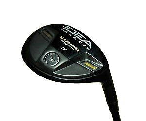 Adams Idea Black Super Hybrid Hybrid Gol...