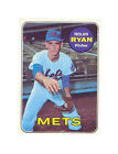1969 Topps Nolan Ryan New York Mets #533 Baseball Card
