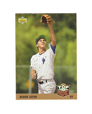 Upper Deck Rookie New York Yankees Original Baseball Cards