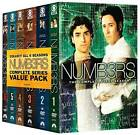 Numb3rs: Complete Series Pack (DVD, 2010, 31-Disc Set)