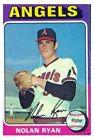 Topps Baseball Cards 1975 Season