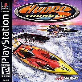 Hydro Thunder  (Sony PlayStation 1, 2000...