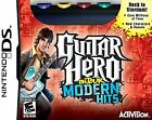 Guitar Hero: On Tour: Modern Hits (Nintendo DS, 2009)