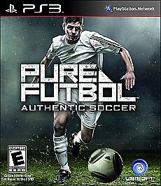 Pure Futbol  (Sony Playstation 3, 2010)