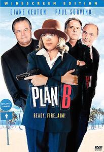 Details about PLAN B (DVD: Diane Keaton, Paul Sorvino, Burt Young, Bob  Balaban) - NEW! L@@K!