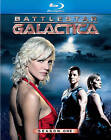 Battlestar Galactica: Season One (Blu-ray Disc, 2010, 4-Disc Set)