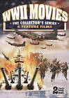 WWII Movies (DVD, 2010, 2-Disc Set, Collectors Edition)