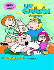 Family Guy - Volume 2: Season 3 (DVD, 2003, 3-Disc Set, French Version)
