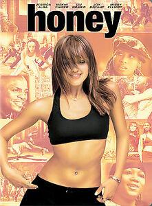 Honey-DVD-2004-Full-Frame-Edition