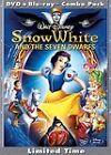 Snow White and the Seven Dwarfs (DVD, 2009, 3-Disc Set)