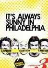 Its Always Sunny in Philadelphia - Seasons 3 (DVD, 2008, 3-Disc Set, Checkpoint Sensormatic Pan and Scan)