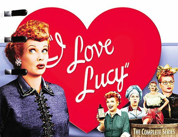 Love Lucy   The Complete Series (DVD, 2007, 34 Disc Set)