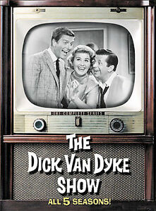 The-Dick-Van-Dyke-Show-The-Complete-Series-DVD-2005-25-Disc-Set-DVD-2005