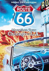 Route-66-Marathon-Tour-Chicago-to-L-A-DVD-New