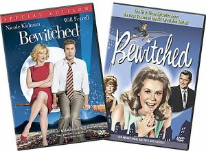Bewitched-Bewitched-TV-Limited-Edition-Sampler-2-Pack-DVD-2005-2-Disc-Set-Back-to-Back-DVD-2005