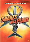 Snakes on a Plane (DVD, 2007, Widescreen) (DVD, 2007)