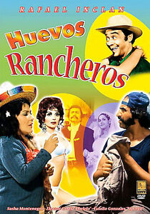 HUEVOS-RANCHEROS-1987-PIPORRO-INCLAN-CHELELO-NEW-DVD