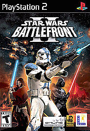 Star-Wars-Battlefront-II-for-PS2-Sony-Playstation-2-Video-Game-Brand-New