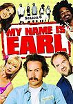 My-Name-is-Earl-Season-3-DVD-2008-4-Disc-Set-Checkpoint-Sensormatic-Widescreen-DVD-2008