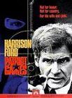 Patriot Games (DVD, 1998, Widescreen - Sensormatic)