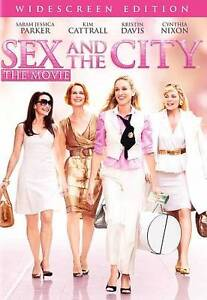 Sex and the City - The Movie (DVD, 2008 WS) SHIPS WITH NO CASE NO ART BRAND NEW
