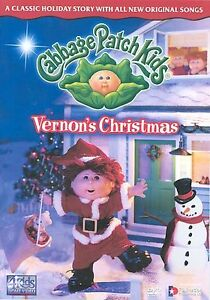 Amazon. Com: cabbage patch kids: vernon's christmas: cabbage patch.