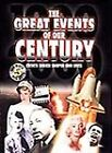 The Great Events of Our Century - Boxed Set (DVD, 1999, 5-Disc Set)