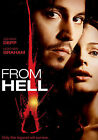 From Hell (DVD, 2002, Single Disc; Lenticular)
