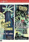 I Walked With a Zombie/The Body Snatcher (DVD, 2005)
