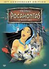 Pocahontas (DVD, 2-Disc Set) (DVD, 2005)