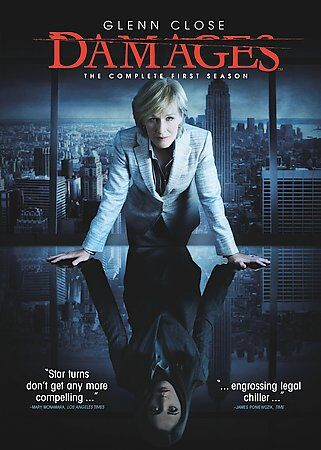Damages - The Complete First Season (DVD, 2008, 3-Disc Set)