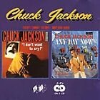 Chuck Jackson - I Don't Want to Cry/Any Day Now (1993)