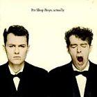 Actually by Pet Shop Boys (Cassette, Jun-1987, EMI (America))