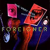 The Very Best...And Beyond by Foreigner (CD, Oct-1992 ...Foreigner The Very Best And Beyond
