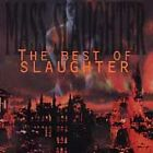 Mass Slaughter: The Best of Slaughter by Slaughter (CD, Mar-1995, Chrysalis Records)