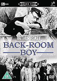 Back Room Boy [DVD], Good DVD, Vera Frances, Googie Withers, Graham Moffatt, Moo