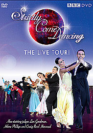 Strictly-Come-Dancing-The-Live-Tour-DVD-Good-DVD-Lilia-Kopylova-Darren-Gou