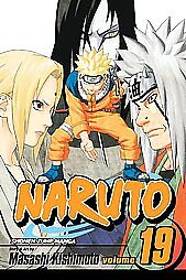 Naruto-19-by-Masashi-Kishimoto-2007-Paperback-Masashi-Kishimoto-Paperback-2007