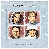 Joy-A-Christmas-Collection-by-Avalon-Minty-CD-NEW-Case-Free-Ship